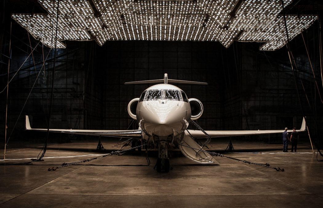 Gulfstream, Aviation | Reference HyperSTE